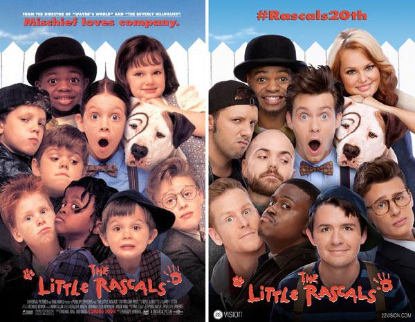 'Little Rascals' Reunion Pic