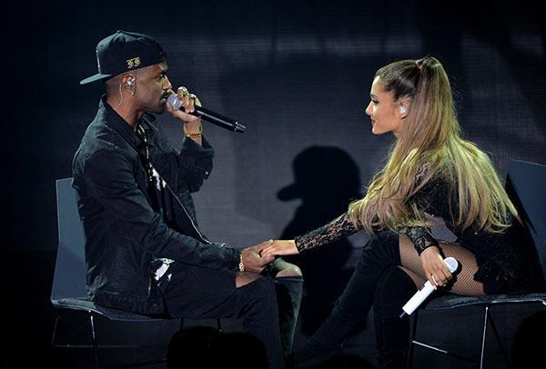 Ariana Grande Big Sean Holiday