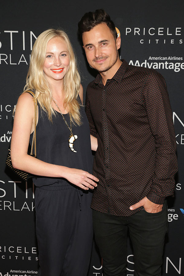 Candice Accola Married