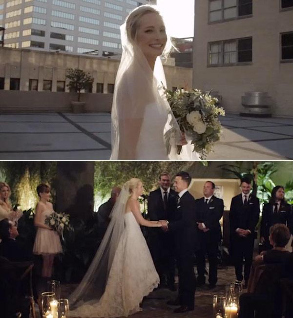 Candice Accola Wedding Video