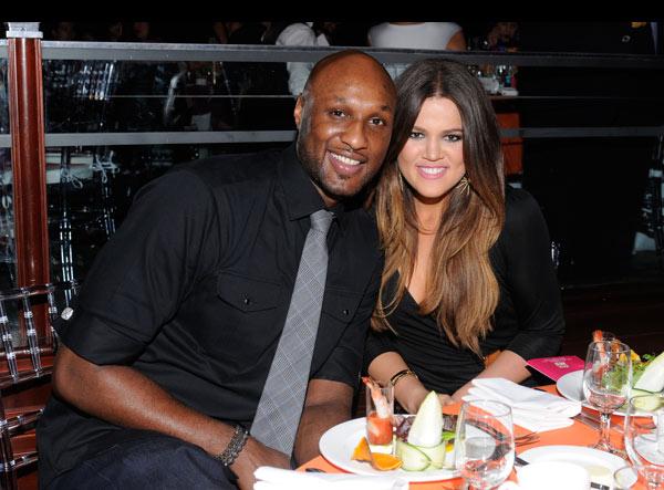 Khloe Kardashian Lamar Odom Back Together