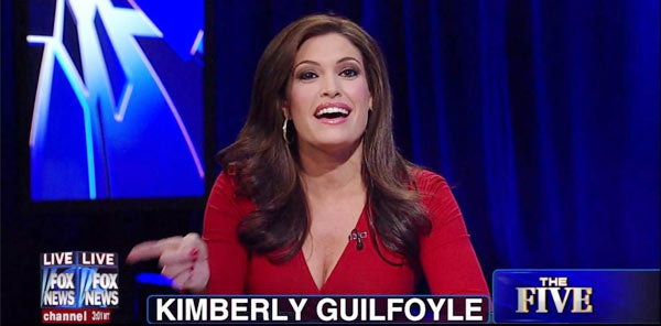 Kimberly Guilfoyle, Co-Host Of Fox News The Five, Says