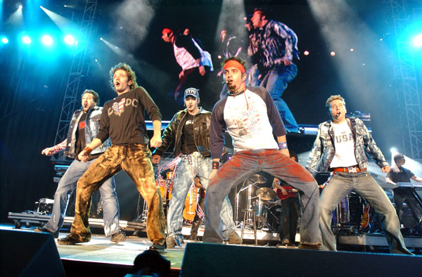 MTV VMAs 2013: N Sync reunion was a one off, says Justin