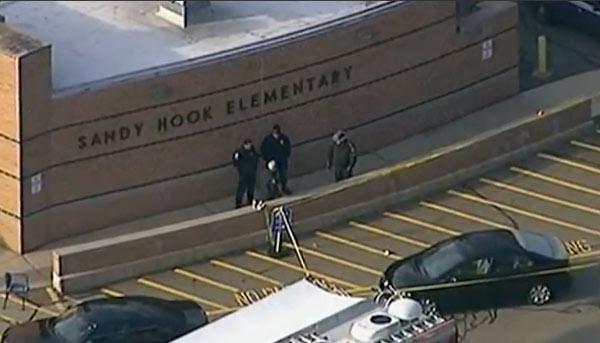 Sandy Hook Elementary School Bomb