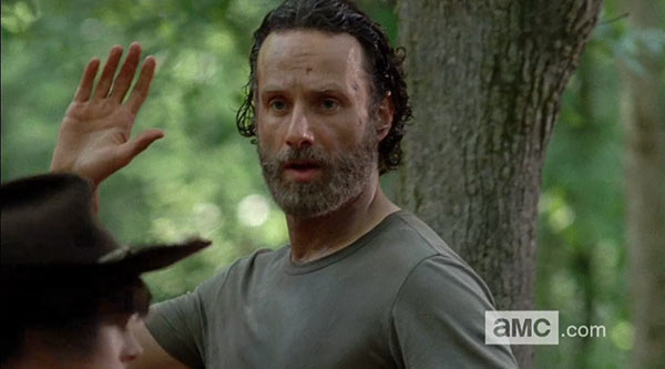 The Walking Dead Andrew Lincoln Interview