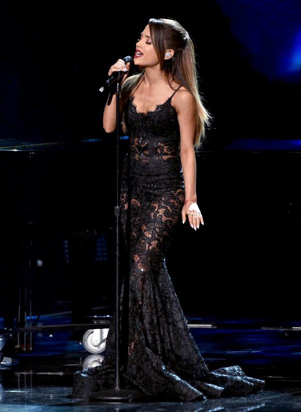 Ariana Panties Gif