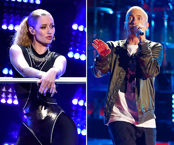Eminem Apologizing Iggy Azalea
