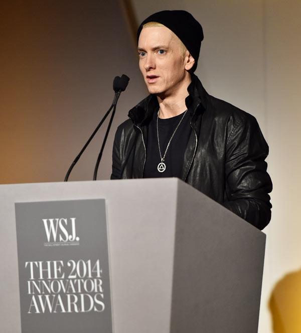 Eminem Skinny