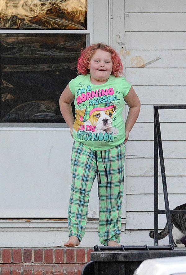 Honey Boo Boo Child Molester