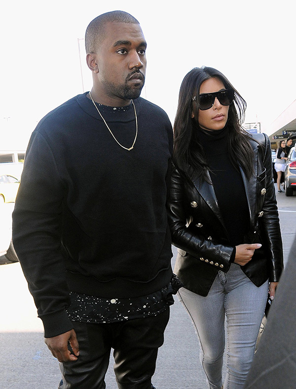Kim Kardashian Kanye West Jennifer Aniston Butt Diss