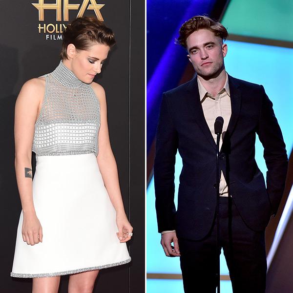 Kristen Stewart Robert Pattinson Hollywood Film Awards