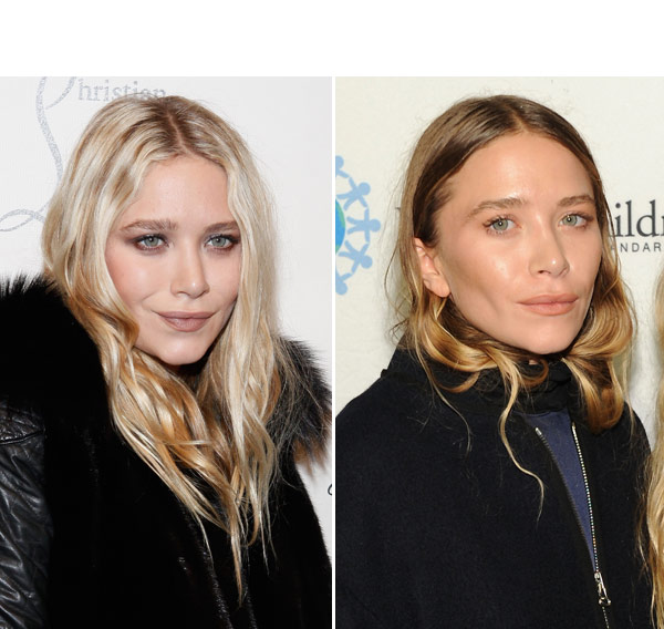 Mary Kate Olsen Face