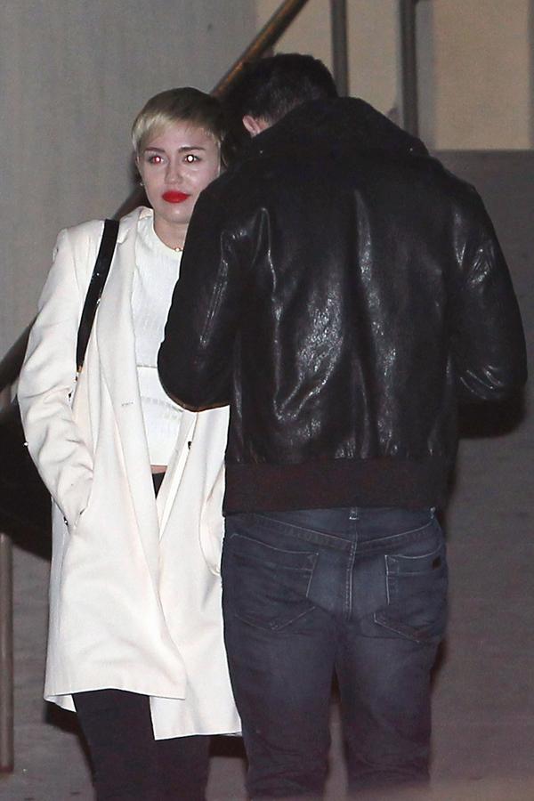 Patrick Schwarzenegger & Miley Cyrus Date