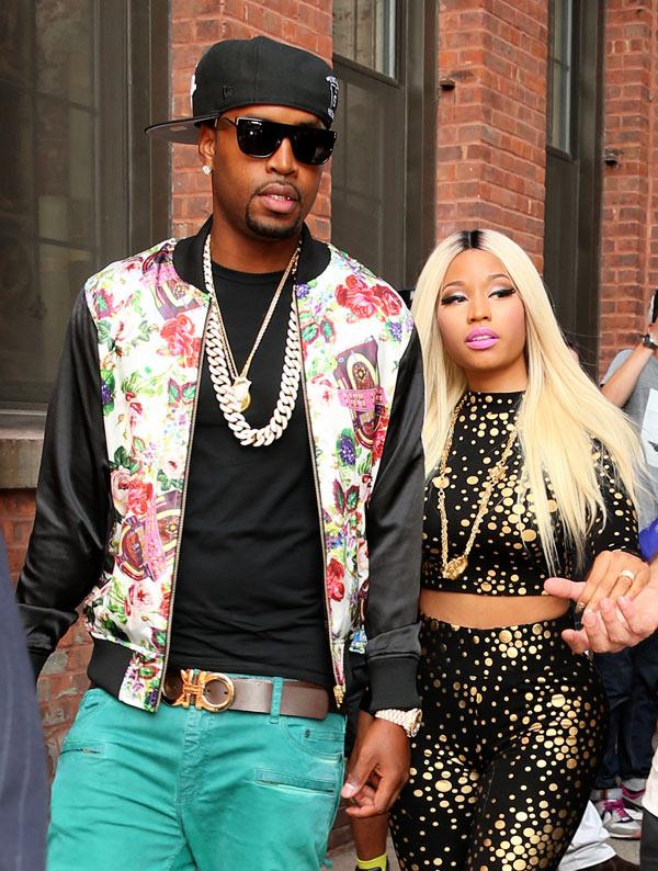Nicki Minaj Destroyed Ex-Boyfriend