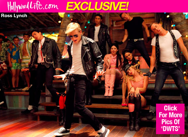 Ross Lynch Dancing WIth The Stars