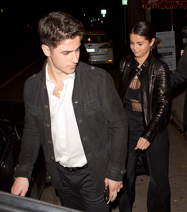 Selena gomez and david henrie are dating annexa dating