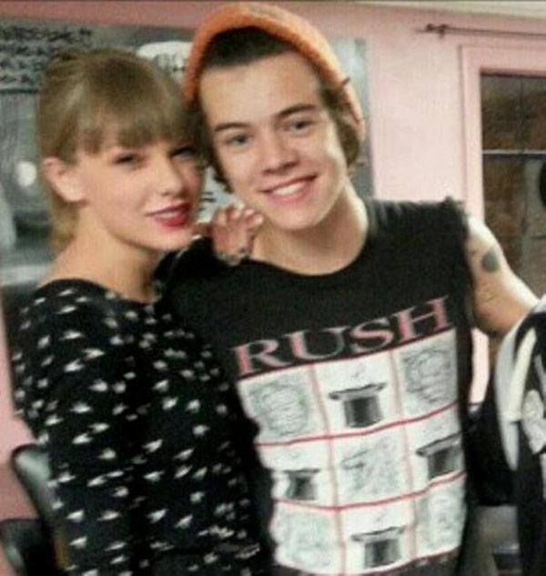Harry Styles Taylor Swift Friendship