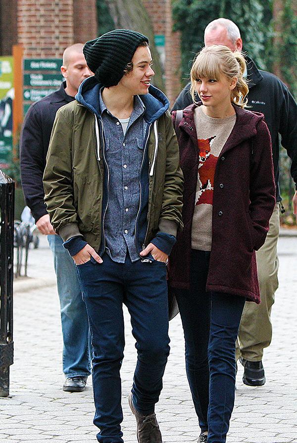 Harry Styles Taylor Swift Romance