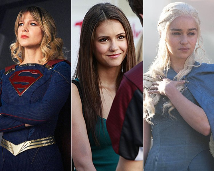 Tv sexiest women on The 6