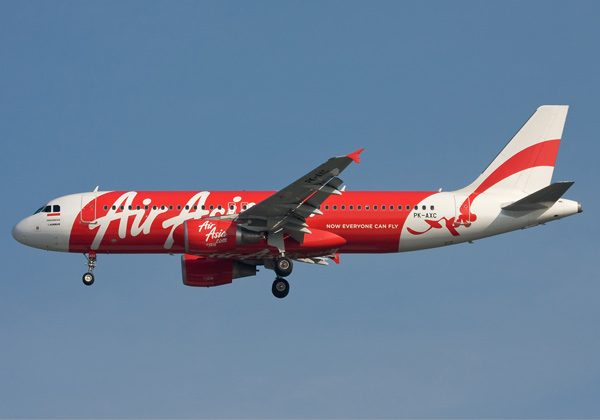AirAsia Plane Missing