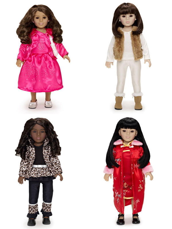 Global Girl Doll Collection