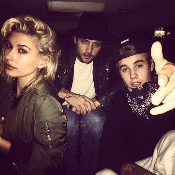 Hailey Baldwin Justin Bieber Arcade Date