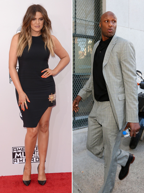 Khloe Kardashian Lamar Odom Message