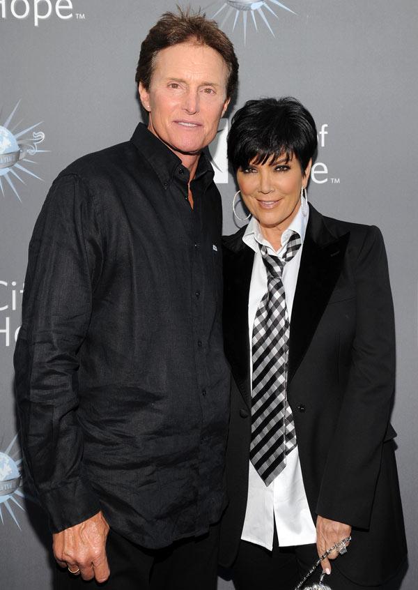 Kris Jenner Bruce Jenner Divorce