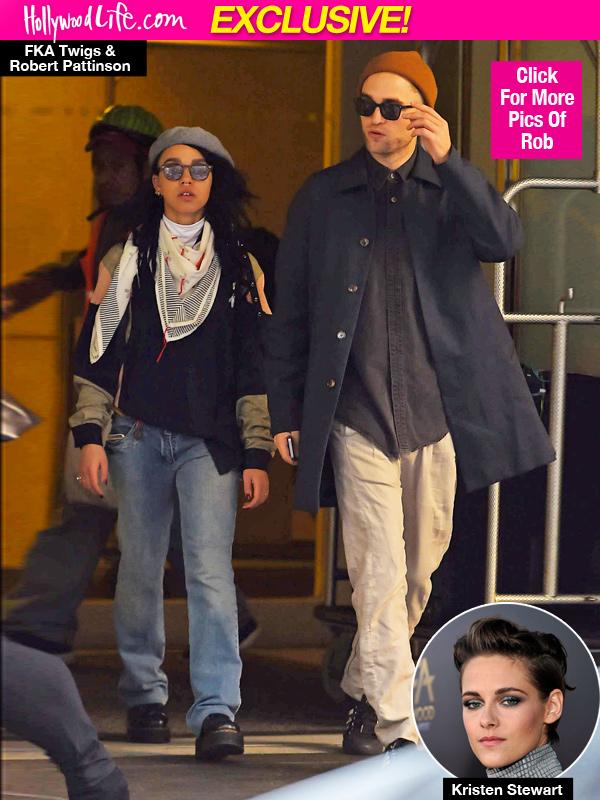 Kristen Stewart Robert Pattinson Relationship FKA twigs