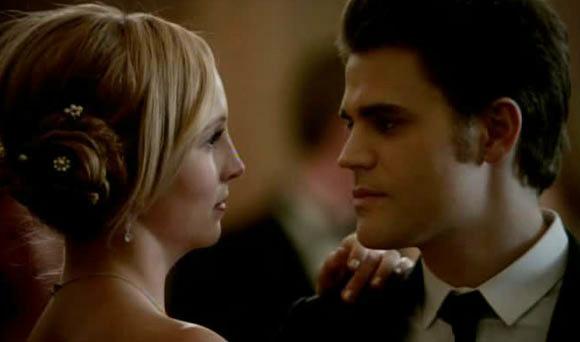 The Vampire Diaries Caroline Stefan Dating