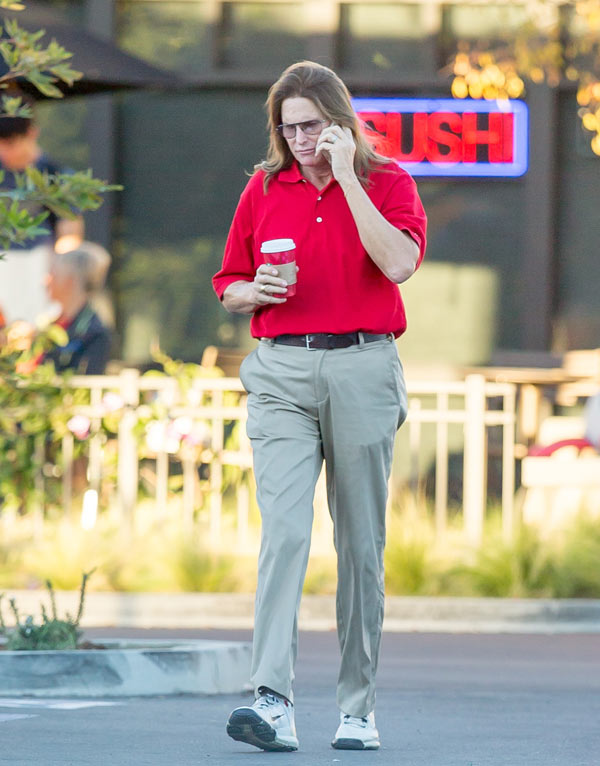 Bruce Jenner Becoming A Woman