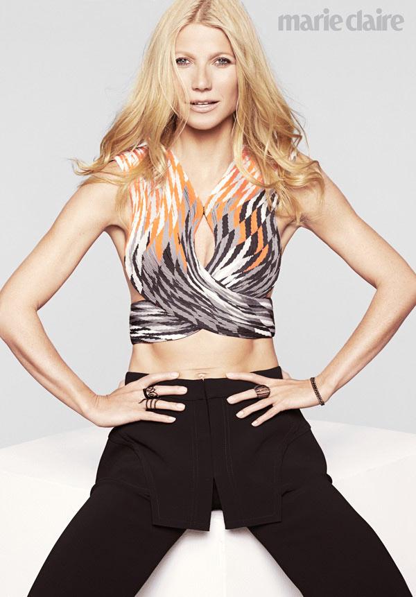 Gwyneth Paltrow Marie Claire