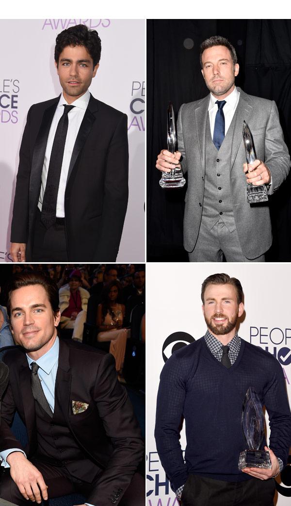 Chris Evans Peoples Choice Awards 2015