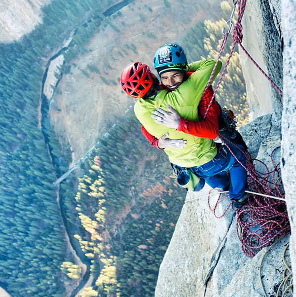 Yosemite Climbers Reach Top El Capitan
