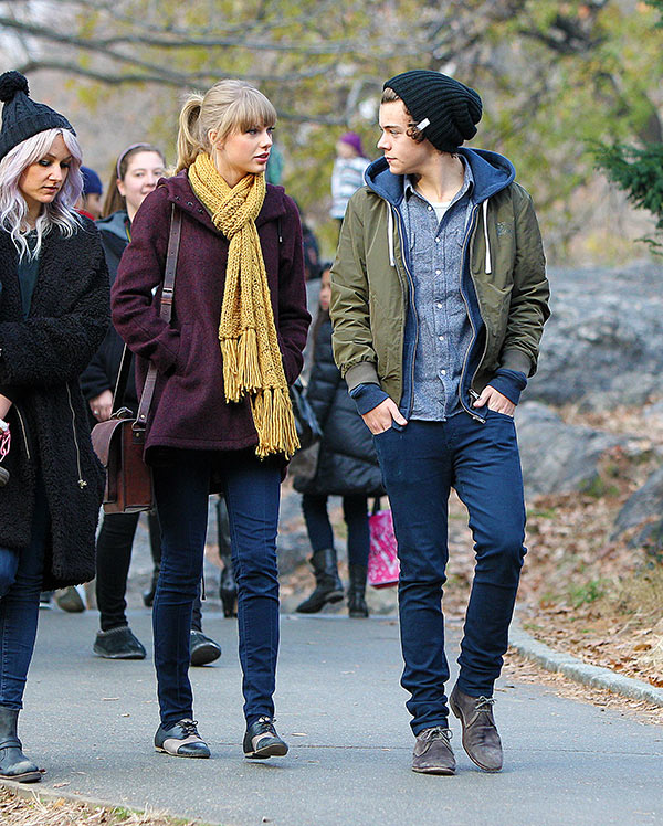 Taylor Swift Angry Harry Styles