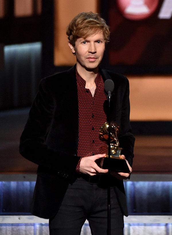 Beck Wins Grammy