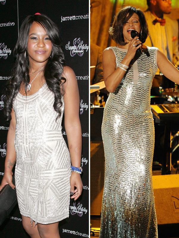 Bobbi Kristina Brown Whitney Houston Songs