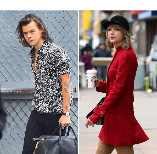 Harry Styles Birthday Party Taylor Swift