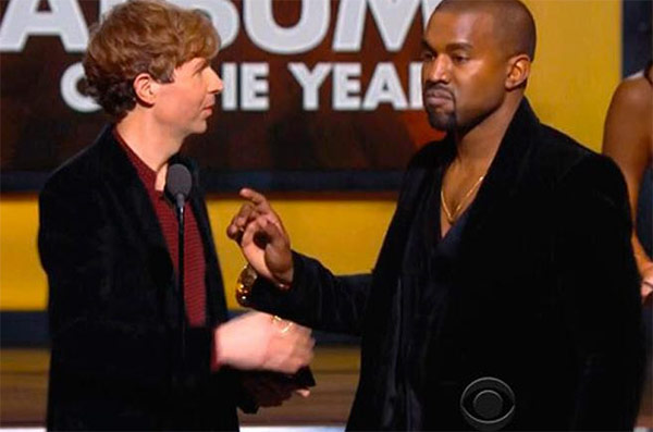 Kanye West Grammys Diss