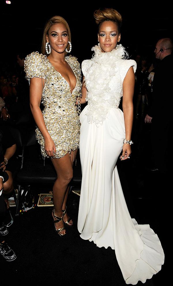 Beyonce Rihanna Feud