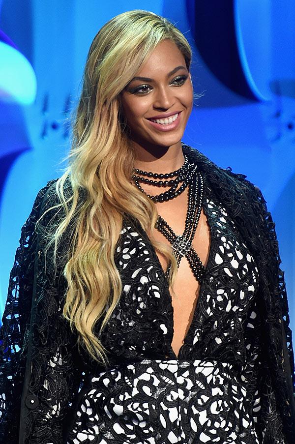 Beyonce Hair Tidal Launch