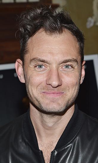 Jude Law Celebrity Profile