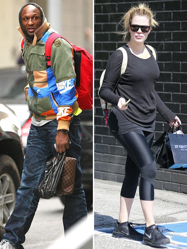 Khloe Kardashian Misses Lamar Odom