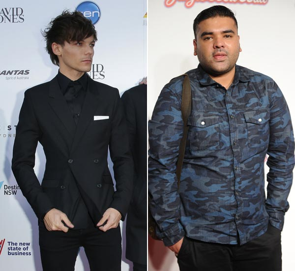 Naughty Boy Disses One Direction