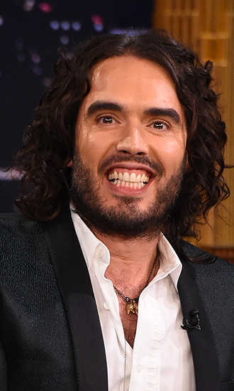 Russell Brand Celebrity Profile