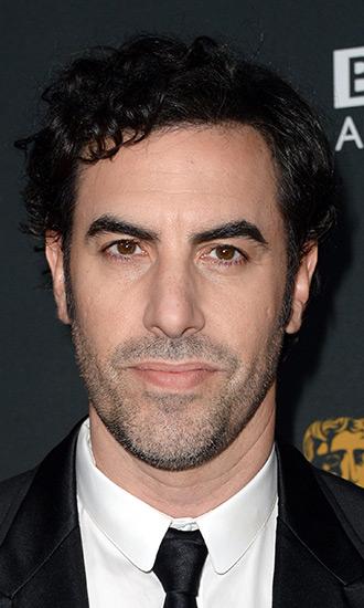 Sacha Baron Cohen Celebrity Profile