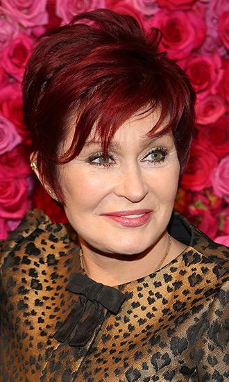 Sharon Osbourne Celebrity Profile