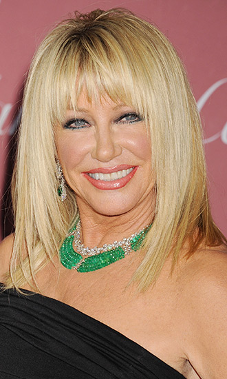Suzanne Somers Celebrity Profile