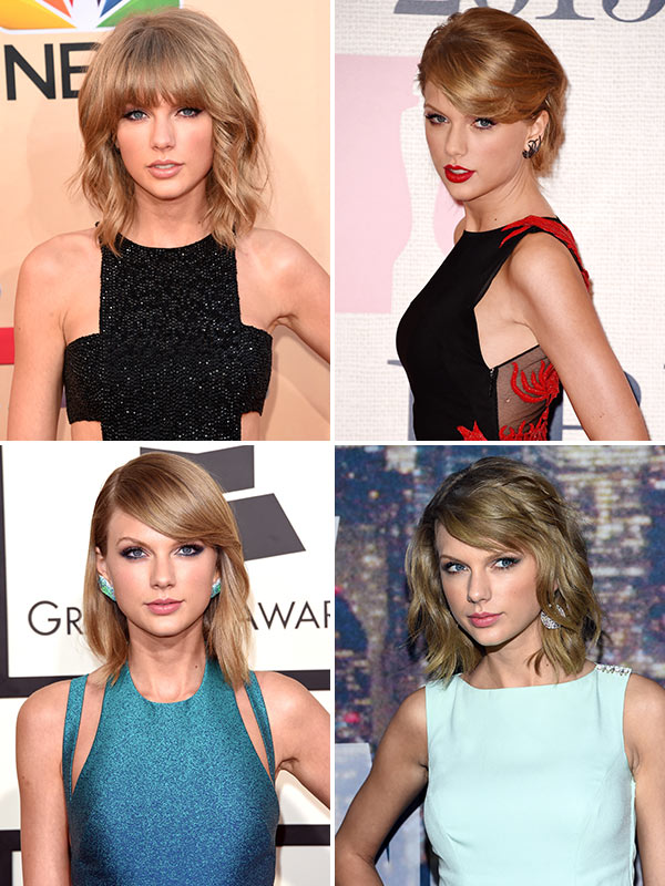Taylor Swift S Haircut Different Looks All The Time Hollywood Life