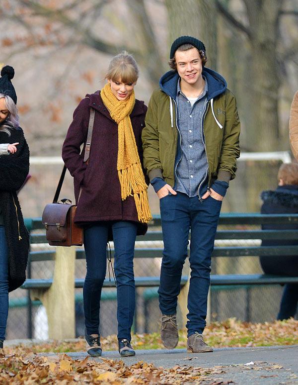 Taylor Swift Wants Harry Styles Back